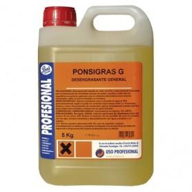 Алкален обезмаслител Ponsigras G 5 кг.