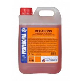 Почистващ препарат против вар, цимент и ръжда Decapons