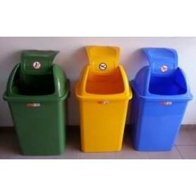 Кош за разделно събиране на отпадъци