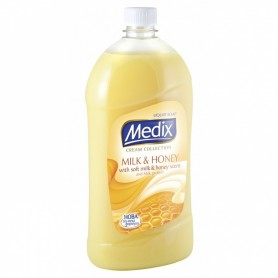 Медикс течен сапун пълнител 900мл