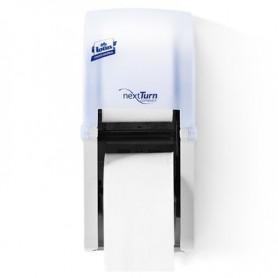 Дозатор за тоалетна хартия с две ролки