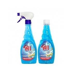 Препарат за почистване на прозорци и огледала