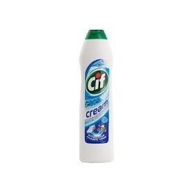 Кремообразен почистващ препарат Cif Cream