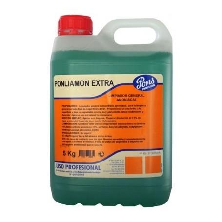 Амонячен препарат за почистване Ponliamon Extra