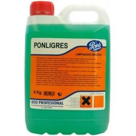 Почистващ препарат Ponligres с био алкохол