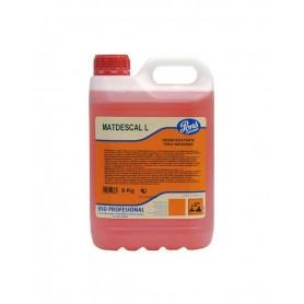 Препарат Matdescal L за премахване на варовик