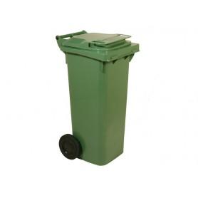 Пластмасов контейнер за смет на колела, 120 литра