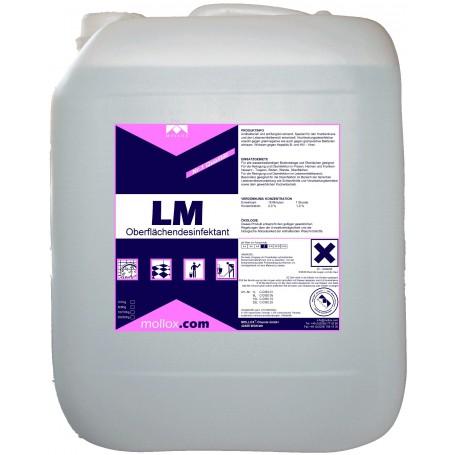 Широкоспектърен дезинфектант за повърхности ЛМ