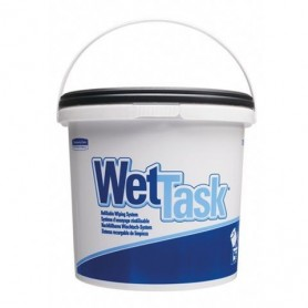 Кофа за почистващи кърпи WETTASK