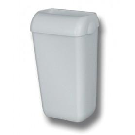 Кош за хартиени отпадъци за закачване на стена - 23 L