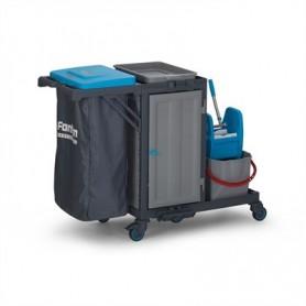 Хигиенна количка за почистване и поддържане