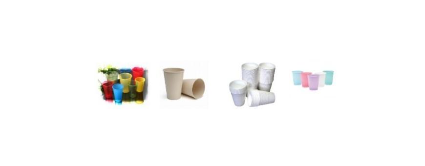 Чаши за еднократна употреба от пластмаса