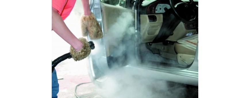 Машини за почистване и дезинфекция с пара